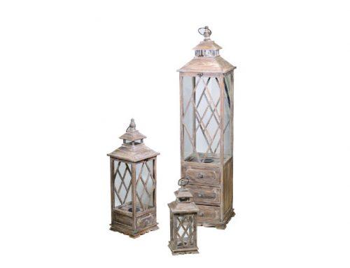 Lanterne legno
