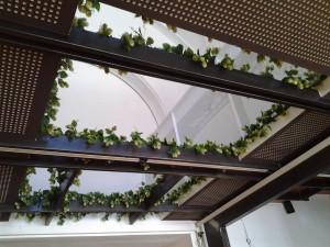 allestimenti-fiori-piante-artificiali pub-bar-birreria-3