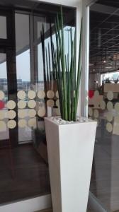 allestimenti-fiori-piante-artificiali ristorante-3